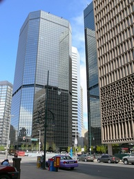 Denver Energy Center lies in the Denver financial district along 17th Street, known as the Wall Street of the West