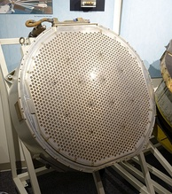Electronically Agile Radar (PESA, precursor of the AN/APQ-164 for B-1 Lancer), specifically designed for the FB-111