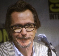 Oldman at the 2009 San Diego Comic-Con International