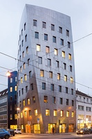 Gehry Tower in Hanover, Germany (2001)