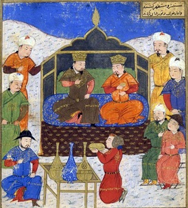 Ghazan and his brother Öljaitü both were tolerant of sectarian differences within the boundaries of Islam, in contrast to the traditions of Genghis Khan.