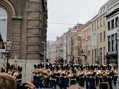 The Central Royal Military Band of the Netherlands Army is one of eight active military bands in the Netherlands.