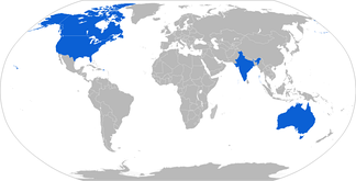Map of M777 operators in blue[needs update]