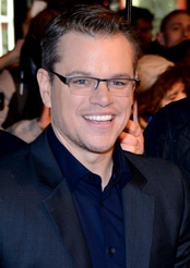 Matt Damon, Best Actor in a Motion Picture – Musical or Comedy winner