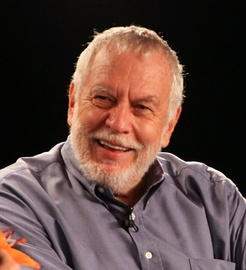 Nolan Bushnell, B.S. 1968, founder of Chuck E. Cheese's, co-founder of Atari