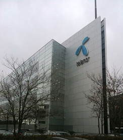 Telenor Denmark headquarters in Copenhagen