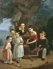 Children of Pyotr Yermolov, 1839