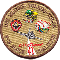 2000 Operation Southern Watch Patch