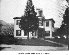 Shrewsbury Public Library, 1899