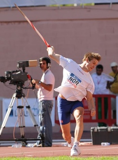Throwing at the European Cup