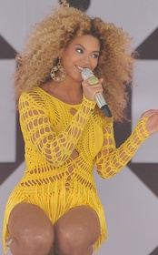 Beyoncé was named by Billboard the most successful female act of the 2000s.