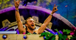 Guetta performing at Tomorrowland Brazil in 2015