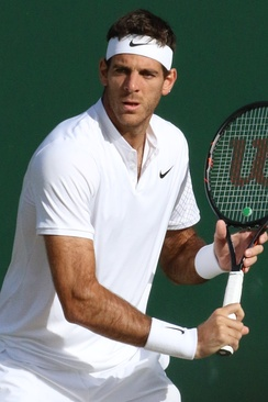 Juan Martín del Potro is a well known sport personality from the city.