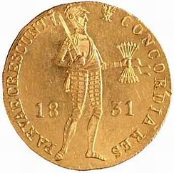 "The last red złoty, the ""insurgent ducat""  of 1831"