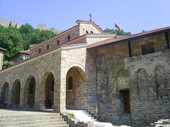 Holy Forty Martyrs Church, Veliko Tarnovo, 13th century