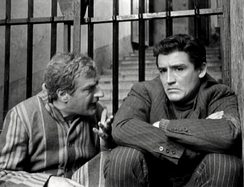 Memmo Carotenuto and Gassman in Big Deal on Madonna Street (1958)
