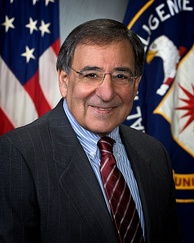 Panetta as Director of the CIA.