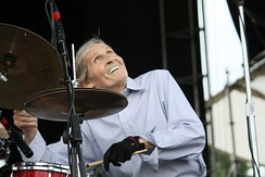 Levon Helm at Life is Good Festival in 2011