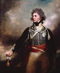 Portrait by Sir William Beechey, 1798