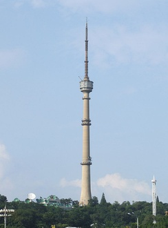 Pyongyang TV Tower