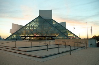 The Rock and Roll Hall of Fame.