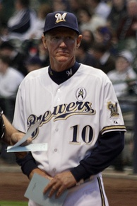 Ron Roenicke served as bench coach for the 2018 championship team.