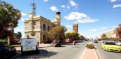 Broken Hill Town Hall and Post Office