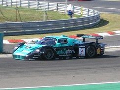 Michael Bartels & Andrea Bertolini won the GT1 Championship for Drivers