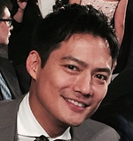 Archie Kao at the 2015 Hong Kong Film Awards