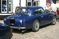 Aston Martin DB2/4 Mark II Fixed Head Coupé by Tickford, one of 34 produced