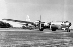 "Bell-Atlanta B-29B-60-BA Superfortress ""Pacusan Dreamboat"" (44-84061)"