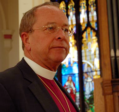 Bishop Gene Robinson in 2005