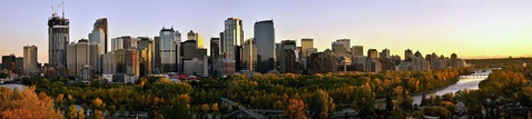 Calgary is the largest municipality by population in western Canada.