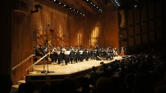 The BBC Symphony Orchestra at the Barbican in October 2012