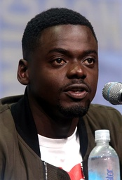 Daniel Kaluuya received multiple Best Actor nominations for Get Out. He also received the EE Rising Star Award.
