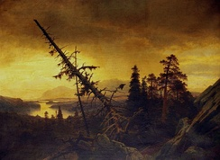 Tranquillity after the Storm, Erik Bodom, 1871