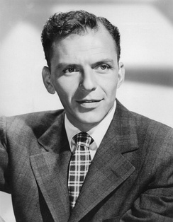 Sinatra in a MGM publicity photo, 1959