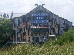 House of Blues in Myrtle Beach.