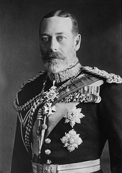 May 6: King George V