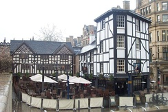 Pubs in Exchange Square