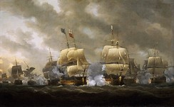 November 20: Battle of Quiberon Bay