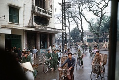 Ha Noi, New Year's Day, 1973