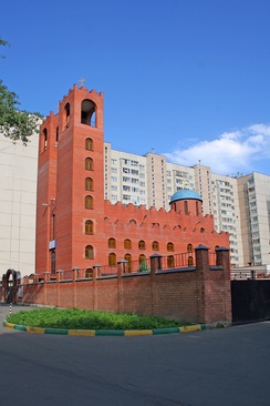 St. Mary Assyrian Church in Moscow. In spite of both ethnic and religious persecution and a serious decline in membership since their height around the fourth century, the Assyrian Church of the East has survived into the 21st century.