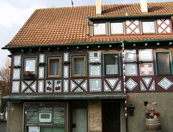Helmut Palmer's house in Geradstetten boasted some of his German election percentages