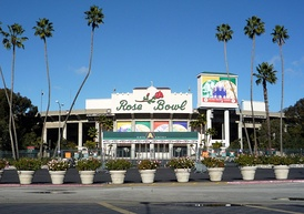 The Rose Bowl hosted the 1994 FIFA World Cup Final (c. 2008)