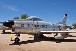 F-86 of the 354th FIS[note 4]