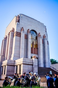 ANZAC War Memorial in Sydney (1934)