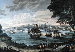 Prévost's defeat at Plattsburgh led him to call off the invasion of New York.