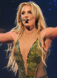 Spears performing during the Apple Music Festival at the Roundhouse, London on September 27, 2016