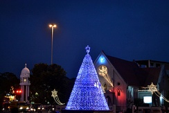 Christmas Celebrations in Colombo